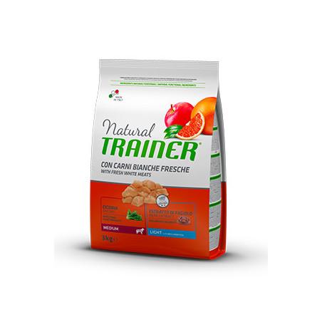 Natural Trainer Medium Light Carne Blanca