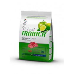 Natural Trainer Adulto Maxi Ternera