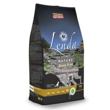 Lenda Nature Grain Free Pavo