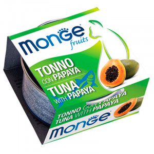 Monge Fruits Atún y Papaya