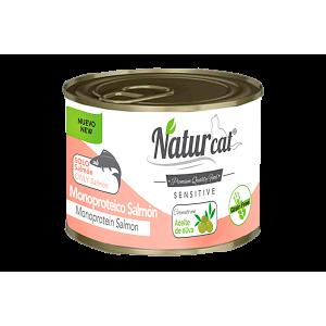 Naturcat Monoproteico Salmón