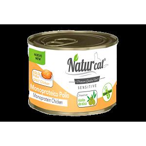 Naturcat Monoproteico Pollo