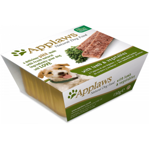 Applaws Dog Paté de Cordero y Verduras