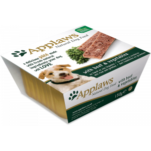 Applaws Dog Paté Con Carne de Ternera y Verduras