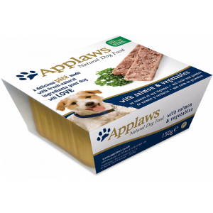 Applaws Dog Paté Con Salmón y Verduras