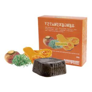 Vitaminbomb Lata Nabos Calabaza Alfalfa y Cascara de Huevo