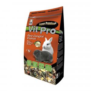 Vit Pro Alimento para Conejos Enanos