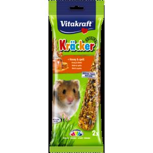 Vitakraft Hamster Barritas Miel y Sésamo