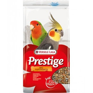 Prestige Big Parakeets Comida para Ninfas y Cotorras