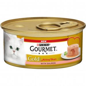 Gourmet Gold Fondant de Salmon