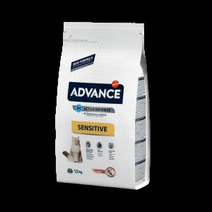 Advance Adult Sensitive Salmón Cat