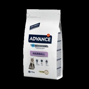 Advance Adulto Hairball Pavo Cat