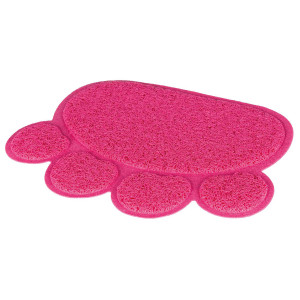 Alfombrilla para Bandejas Higiénicas Rosa