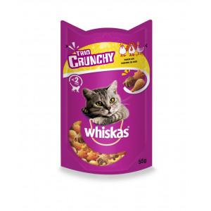 Whiskas Snack Crunchy Trio Sabor a Aves