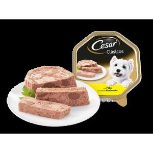 Tarrina César Clásicos Paté de Pollo