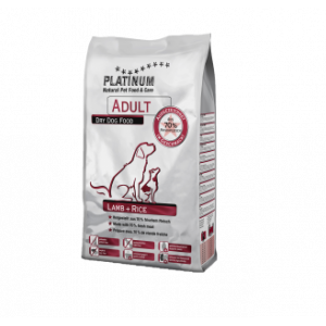 Platinum Adult Cordero y Arroz