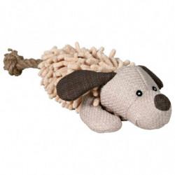 Juguete perrito Peluche con Cuerda Trixie