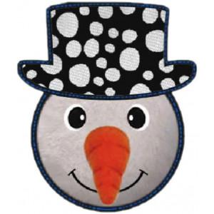 Juguete kong cara muñeco de nieve