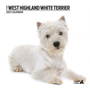 Calendario West Highland White Terrier