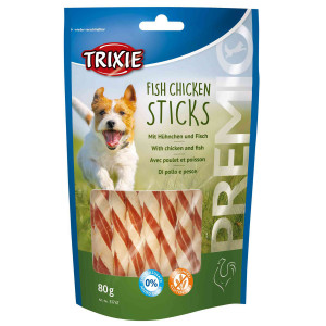 Trixie Snack Fish Chicken Sticks