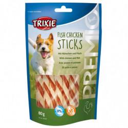 Trixie Snack Fish Chicken Sticks