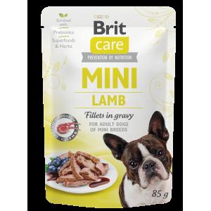 Brit Care Mini GF Cordero fillets in gravy