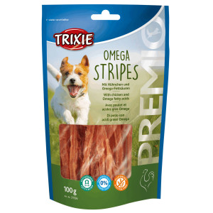 Trixie Snack Omega Stripes Pollo