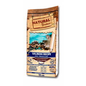 Natural Greatness Receta Salmon Sensitive Medium-Large