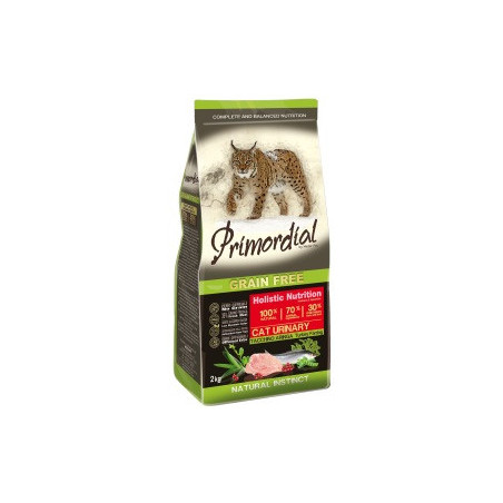 Primordial Adulto Urinary Pavo y Arenque