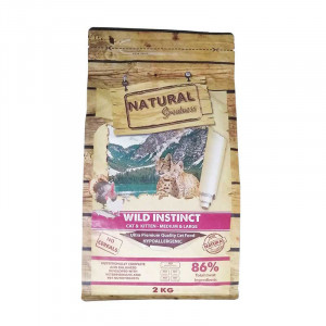 Natural Greatness Wild Instinct Razas Medianas y Grandes