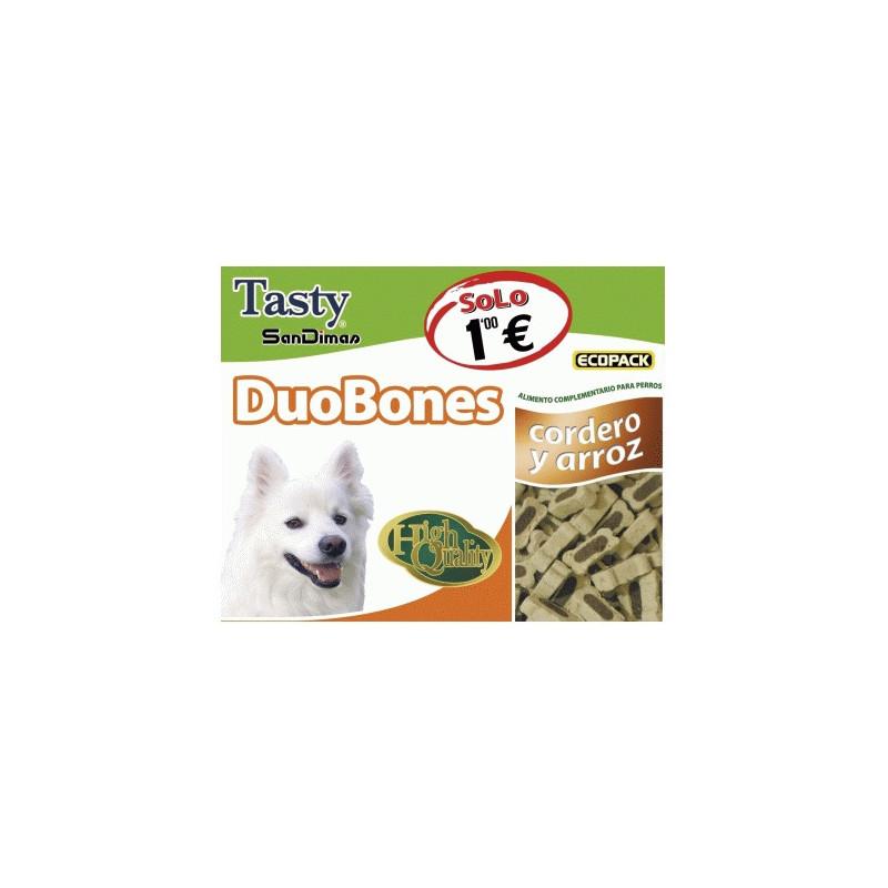 Tasty DuoBones Cordero y Arroz 60 Grs