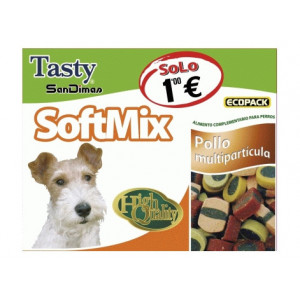 Tasty SoftMix Pollo 60 Grs