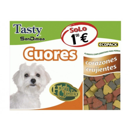 Tasty Cuores 60Grs