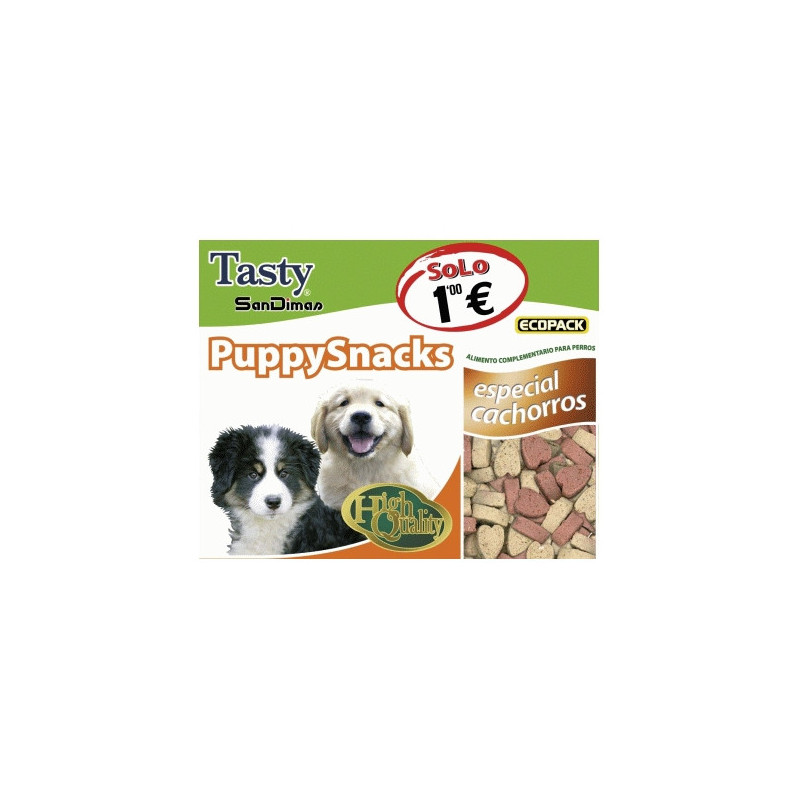 Tasty Puppy Snack 60 Grs