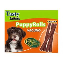 Tasty Puppy StickRolls Vacuno 55 Grs