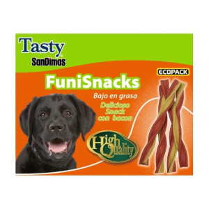 Tasty FuniSnack Bacon 40 Grs