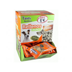 Tasty Relleno Crunch Pollo 50 Grs