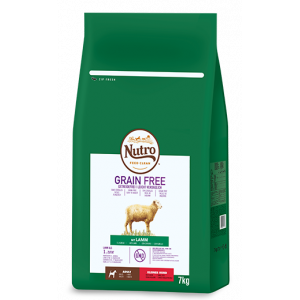 Nutro Grain Free Adulto Cordero Mini