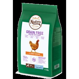 Nutro Grain Free Adulto Pollo Raza Grande