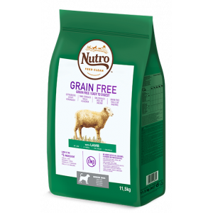 Nutro Grain Free Senior Cordero