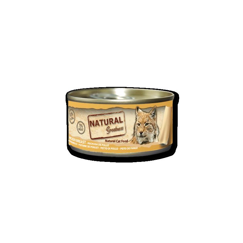 Lata Natural Greatness Pechuga de Pollo