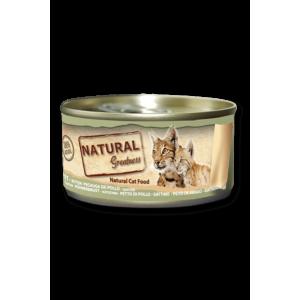 Lata Natural Greatness Pechuga de Pollo Gatitos