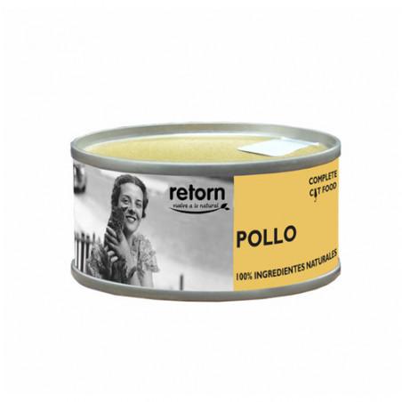 Lata Retorn Pollo