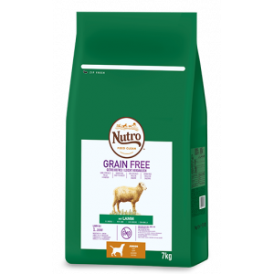 Nutro Grain Free Junior Cordero