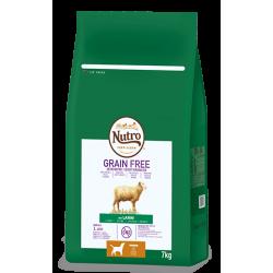 Nutro Grain Free Junior Cordero