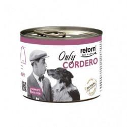 Lata Retorn Only Cordero