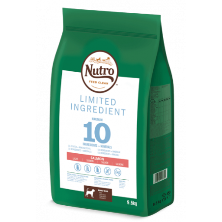 Nutro Limited Ingredient Adulto Salmon