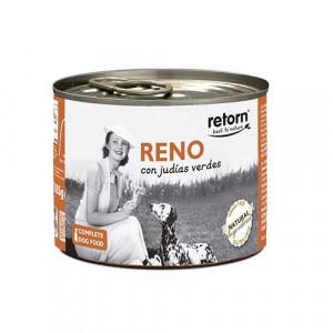 Lata Retorn Reno y Judías Verdes