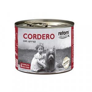 Lata Retorn Cordero y Arroz