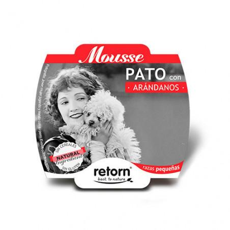 Retorn Tarrina Mousse de Pato con Arándanos